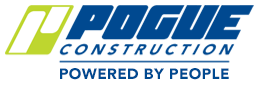 Pogue Construction logo